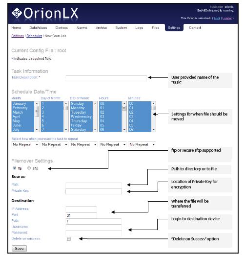 OrionLX FileMover