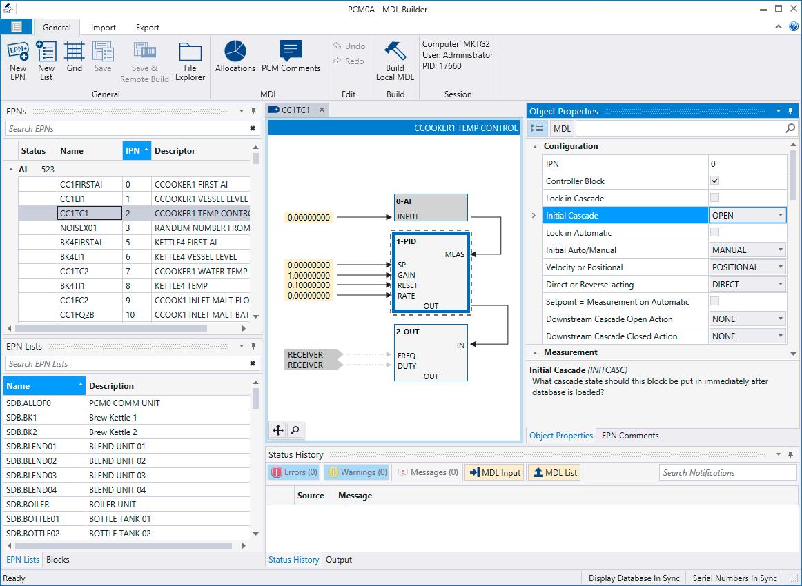 MDL Builder Screen Capture (Update 2)