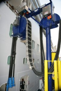 Cochran Marine Cable Positioning Device
