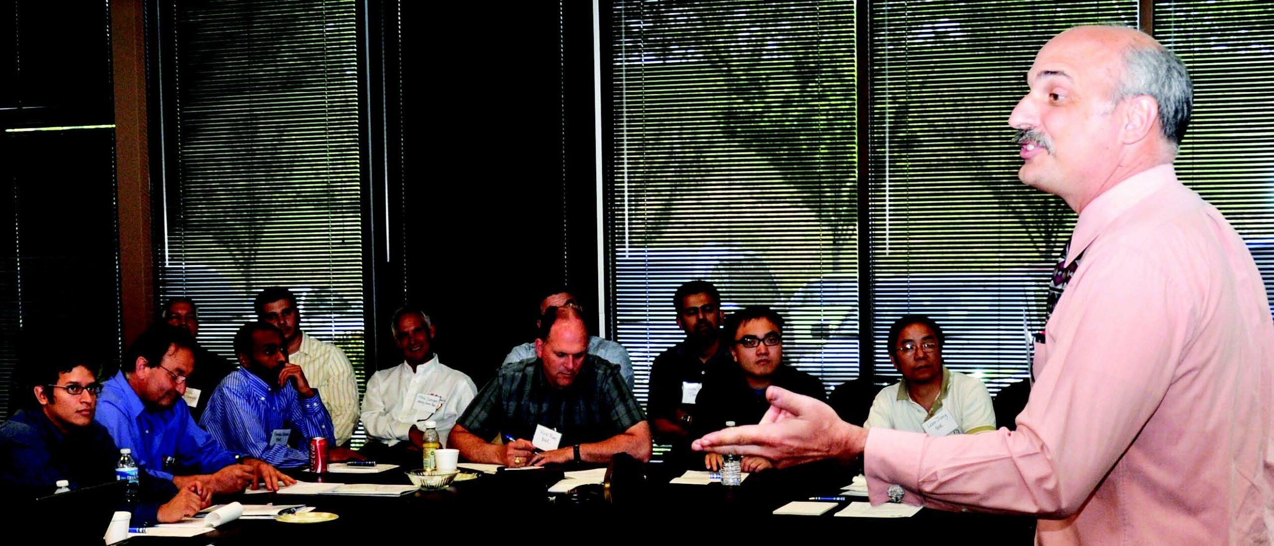 John Popiak Presenting the DNP Protocol